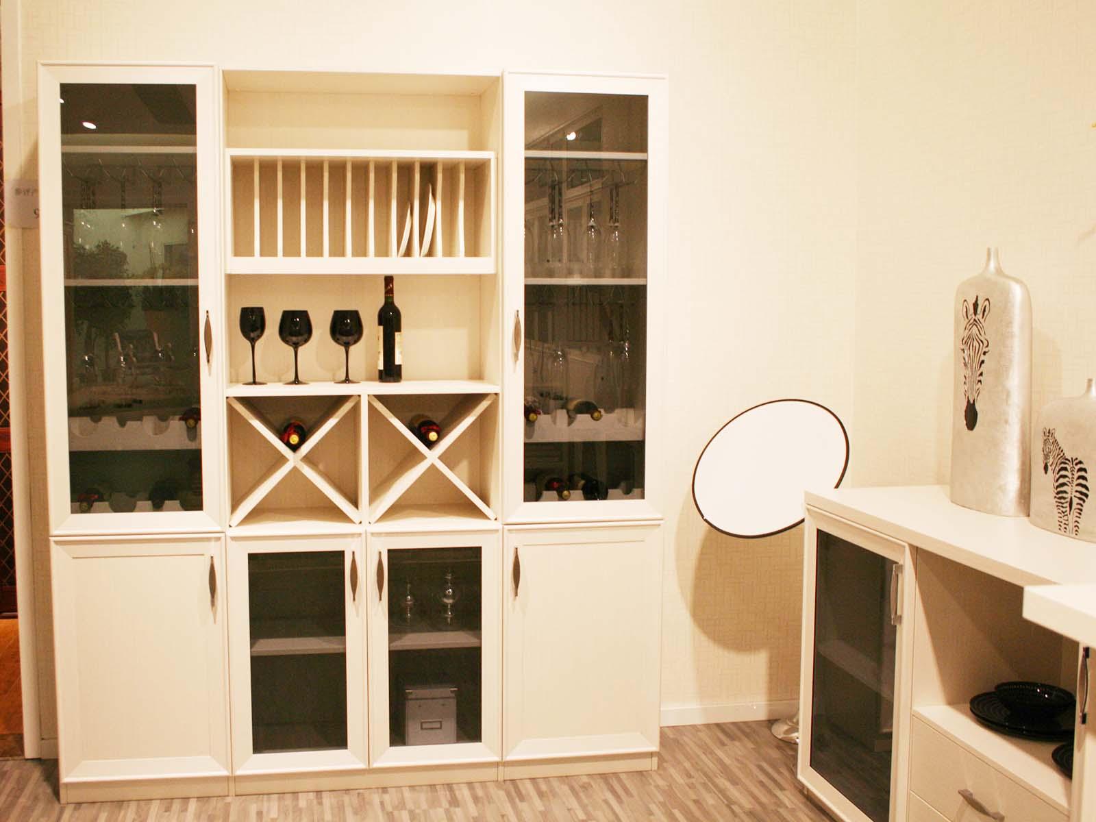 酒柜(20) - 成都定制家具厂家 成都定制衣柜 成都定制